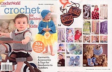 Crochet World Presents Crochet for Babies & Kids
