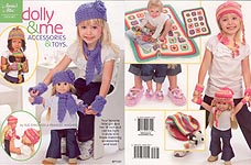 Annie's Attic Dolly & Me Accessories & Toys