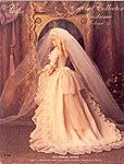 Paradise Publications Crochet Collector Costume Volume 15: 1874 Bridal Gown