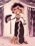 Paradise Publications Crochet Collector Costume Volume 24: 1899 Gold Rush Lady
