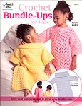 Annie's Attic CROCHET Bundle- Ups for Kids