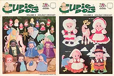 Harold Mangelesen & Sons Cupie Do's Volume 6: Holiday Crochet
