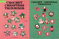 Jan-La Publishing Crochet Christmas Trimmings