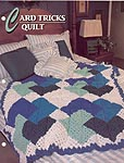 Annie's Crochet Quilt & Afghan Club, Card Tricks Quilt