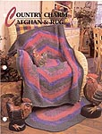 Annie's Crochet Quilt & Afghan Club, Country Charm Afghan & Rug