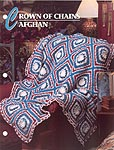 Annie's Crochet Quilt & Afghan Club, Crown of Chains Afghan