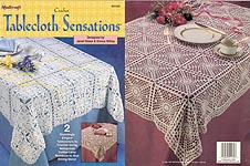 TNS Crochet Tablecloth Sensations