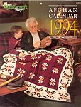The Needlecraft Shop Afghan Calendar 1994