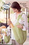 Annie's Hook & Needle Kit Club Market Tote