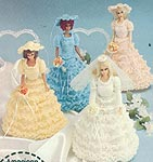 Fashion Doll Bridal Party, ASN Crochet & Knit Favorites of Rita Weiss, Volume 2