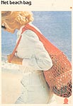 Marshall Cavendish LTD Net Beach Bag