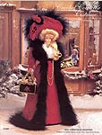 Paradise Publications Crochet Collector Costume Volume 18: 1894 Christmas Shopper