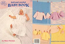 ASN Knit and Crochet Baby Book