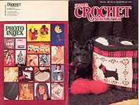 Annie/'s Crochet Newsletter No November-December 1990 ~ 33 crochet patterns 48