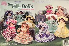 Garden Party Doll outfits for 13 inch dolls.