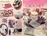 Annie's Favorite Crochet #101, Sept-Oct 1999
