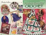 Annie's Favorite Crochet #103, Jan-Feb 2000