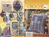 Annie's Favorite Crochet #112, August 01