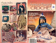 Annie's Favorite Crochet #113, October 01