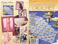 Annie's Favorite Crochet #116, April 2002