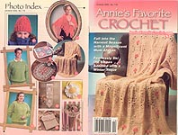 Annie's Favorite Crochet #119, October 2002