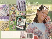 Annie's Favorite Crochet, #128, April 04