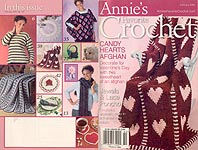 Annie's Favorite Crochet #133, February 2005