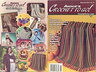 Annie's Crochet To Go #131, November 2001