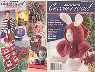 Annie's Crochet To Go 132, January 2002