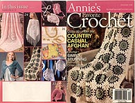 Annie's Favorite Crochet #144, December 2006