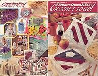 Annie's Quick & Easy Crochet To Go #111, Jun-Jul 1998