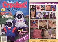 Hooked on Crochet! #37, Jan-Feb 1993