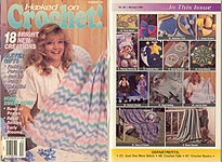 Hooked on Crochet! #38, Mar-April 1993