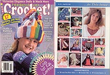 Hooked on Crochet! #59, Sept-Oct 1996
