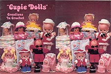 """Cupie Dolls"" Creations in Crochet"