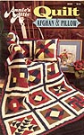 Annie's Attic Quilt Afghan & Pillow