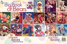 Annie's Attic Crochet Big Book of Bears