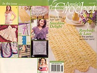 Annie's Favorite Crochet #147, June 2007