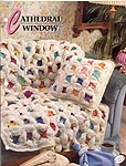 Annie's Crochet Quilt & Afghan Club, Cathedral Window