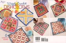 Treasured Heirlooms Crochet Vintage Pattern Shop Kitchen Decor