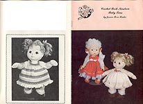 Living Doll Fashions Crochet Book Nineteen: Baby Time