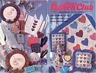 Annie's Pattern Club No. 48, Dec- Jan 1988