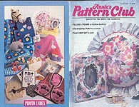Annie's Pattern Club No. 49, Feb- March 1988