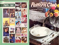 Annie's Pattern Club No. 50, Apr- May 1988
