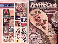 Annie's Pattern Club No. 52, Aug- Sept 1988
