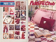 Annie's Pattern Club No. 53, Oct- Nov 1988