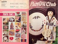 Annie's Pattern Club No. 57, June-July 1989
