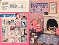 Annie's Quick & Easy Pattern Club No. 63, Jun- Jul 1990