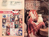 Annie's Quick & Easy Pattern Club No. 64, Aug- Sep 1990