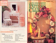 Annie's Quick & Easy Pattern Club No. 65, Oct-Nov 1990